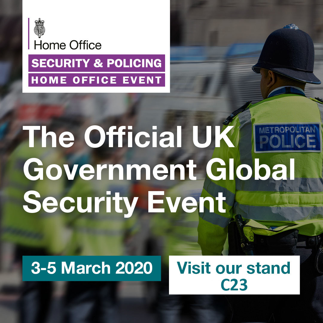 Police Background Visit Our Stand C23 (1080)