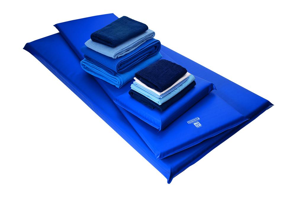 Safety Blanket Fire Resistant Bedding Vandal Proof