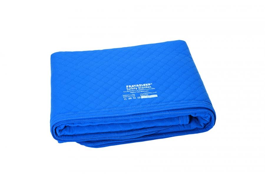 Fastasleep Safety Blankets In High Demand Fire Resistant